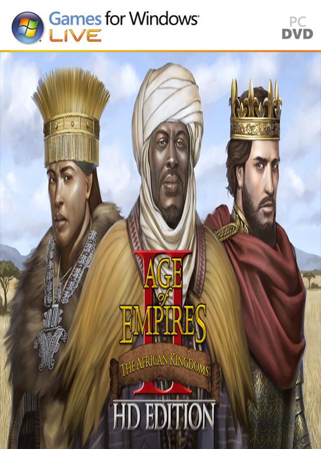 HD Age of Empires 2 heyecanını yaşamak isteyenler buyurun. İçerisinde bulunan bölümler: #  Age of Kings Campaign # The Conquerers Campaign # The Forgotten Campaign #  The African Kingdoms Campaign.