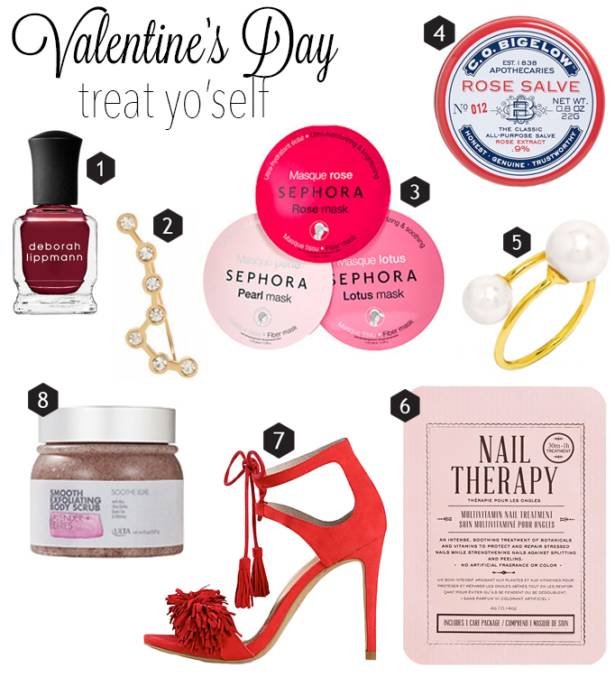 8 gifts perfect for celebrating you this Valentine's Day