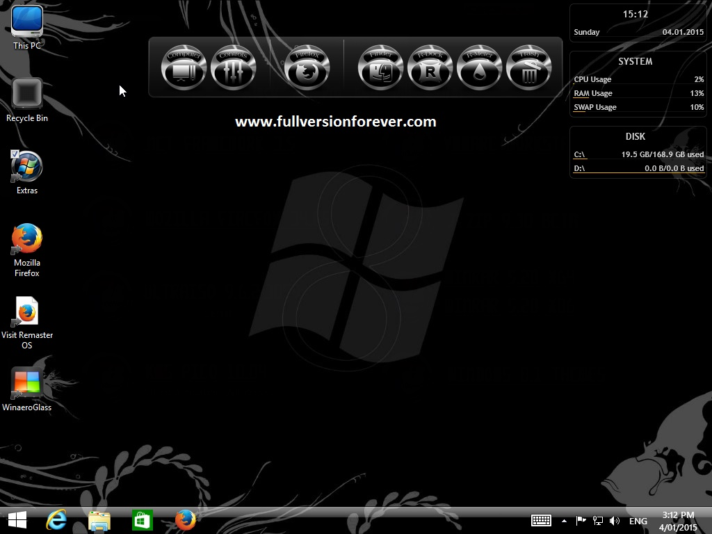 Windows 8.1 Pro Black Edition free download iso