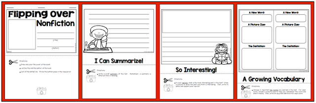 Informal writing assessments free