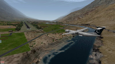 South West Flight Simulation: August 2015