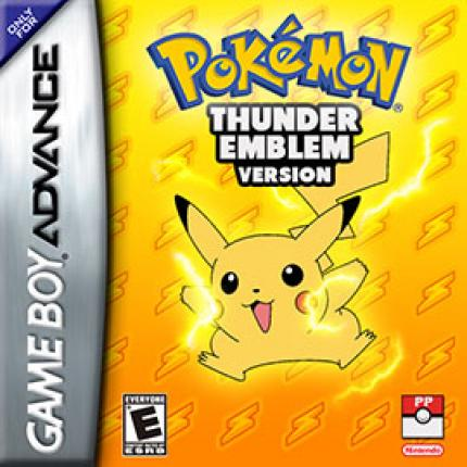 Pokemon Thunder Emblem