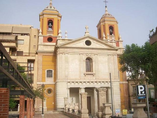 Resultado de imagen de iglesia de san pedro de almeria
