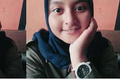 Diculik Empat Hari, Siswi Cantik MTs Muhamadiyah Ciputat Akhirnya Kembali