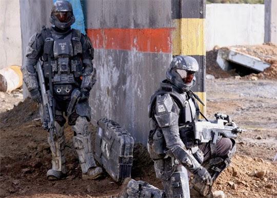 Future War Stories Broken Promises The Halo Movie