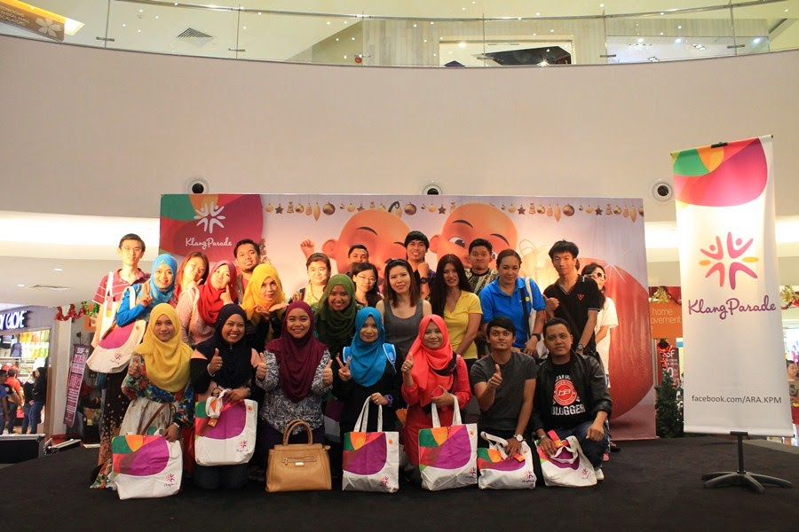 Klang Parade - Creating a New Memories (Blogger Out Day)