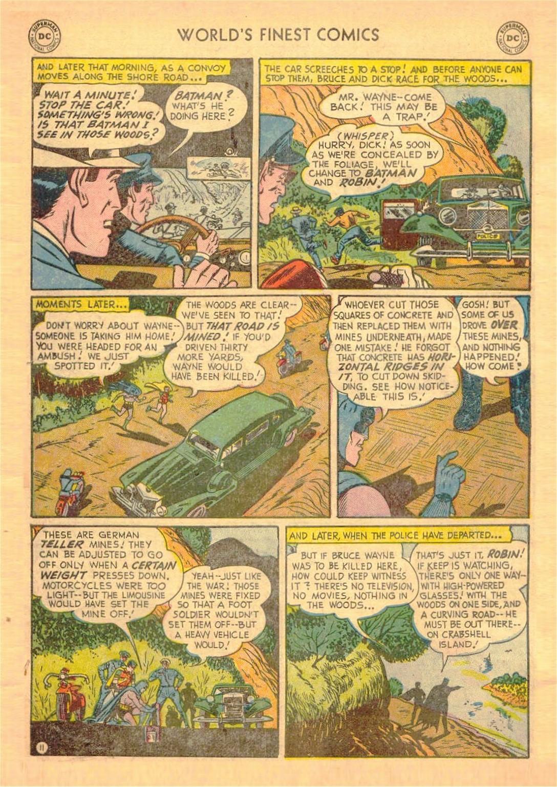 Read online World's Finest Comics comic -  Issue #58 - 64