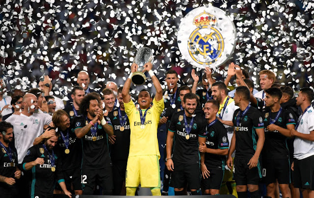 Real Madrid beat Manchester United - CoolCempoi
