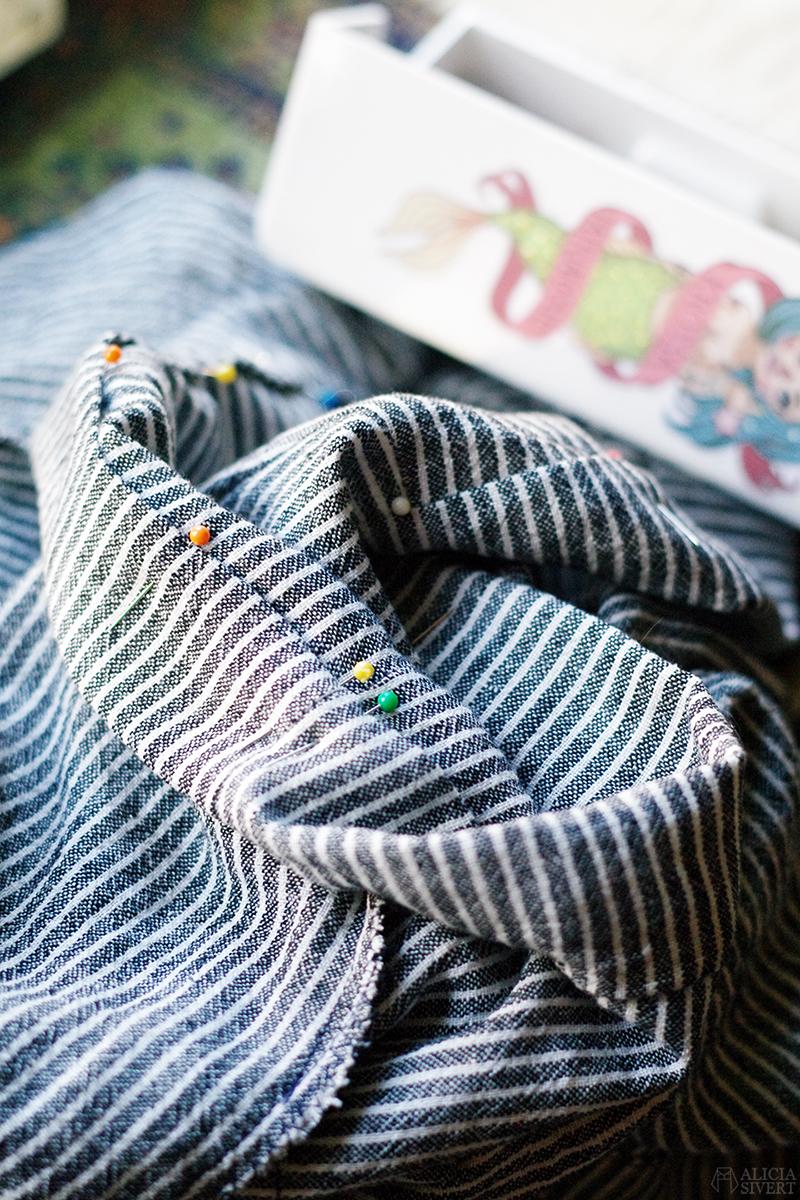 aliciasivert alicia sivert alicia sivertsson sy sömnad byxor randiga striped stripes linne linnetyg mönstrat tyg ohlssons tyger do it yourself diy skapa skapande hantverk handgjort handgjord sew sewing trousers