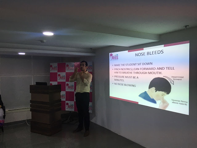 Paras Bliss Hospital, Panchkula, Conducts In-House Teachers' Training on Pediatric Emergencies in Schools
