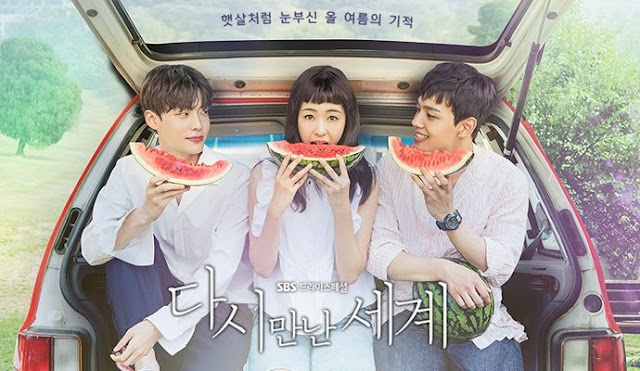 Drama Korea Reunited Worlds Subtitle Indonesia