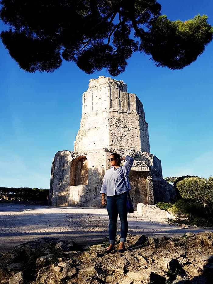Jardins de la Fontaine Nîmes et Look Automne 09