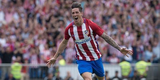 Torres sebut Ingin Pensiun di Atletico Madrid