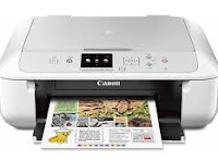 Canon Pixma MG5710 Review- The Canon MG5710 Wireless Inkjet All-in-One is certainly implied to be used as a home multifunction printer (MFP), with a distinct absence of necessary office-centric qualities like faxing, an Ethernet port, as well as an automated record feeder (ADF)
