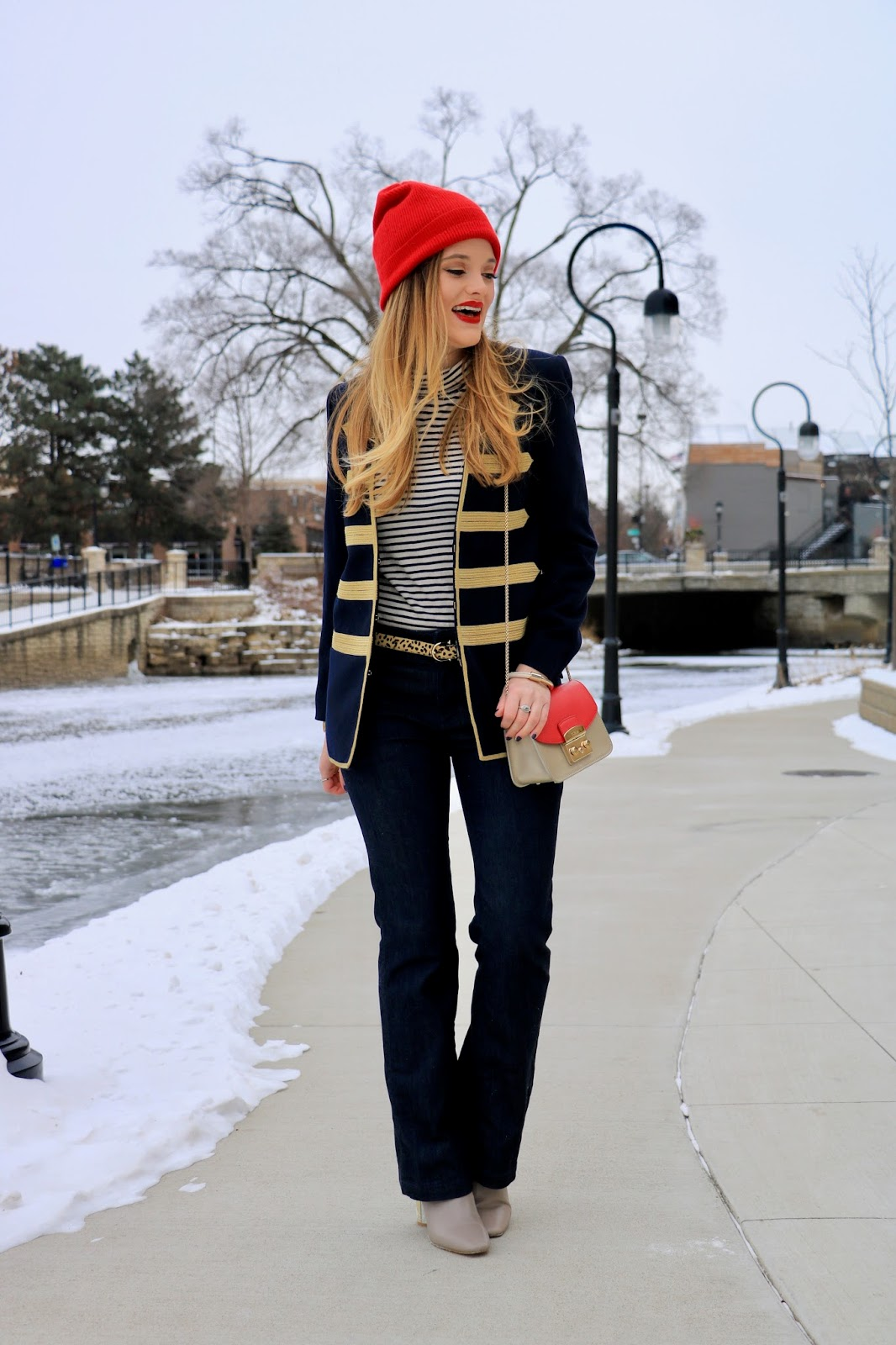 Nyc fashion blogger Kathleen Harper's winter outfit ideas