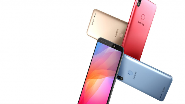 Infinix Launches Infinix Smart And Smart Pro Low Budget Phones