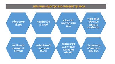 khóa học SEO tại Gò Vấp