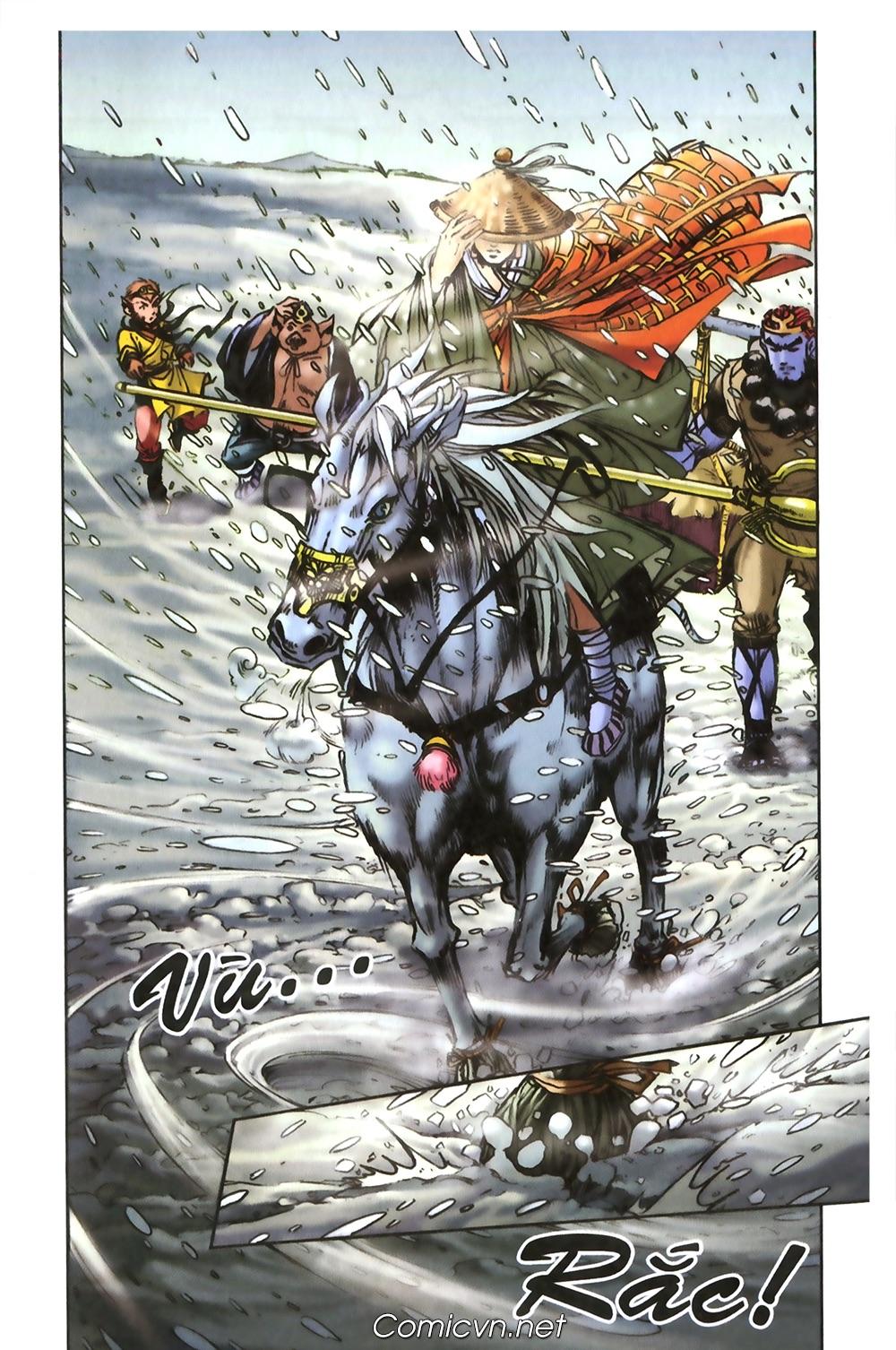 Tây Du Ký màu - Chapter 94 - Pic 5