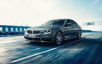 BMW G30 5 Series Sedan