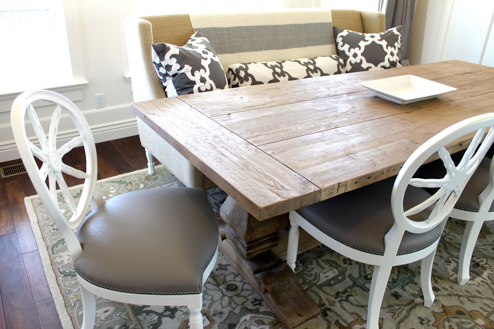 Amy S Casablanca Dining Chairs