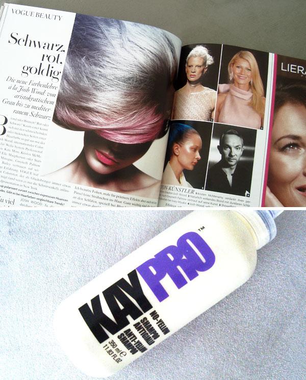 Blond, blonder, KayPro Now Yellow Shampoo