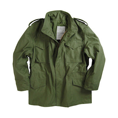 M-65 Field Jacket ALPHA INDUSTRIES