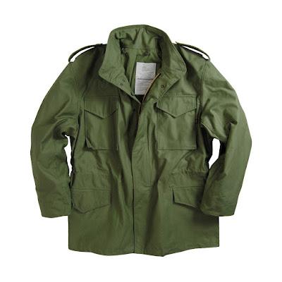 M-65 Field Jacket ALPHA INDUSTRIES
