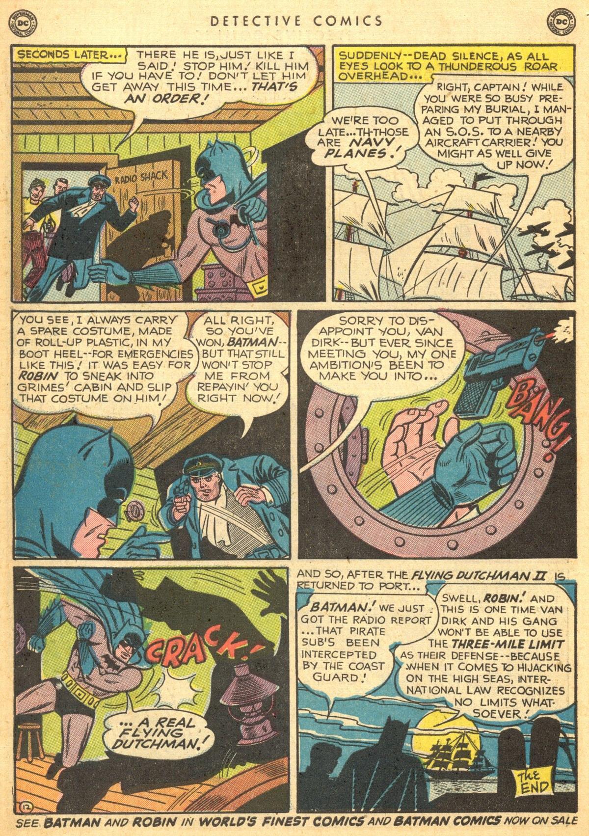 Read online Detective Comics (1937) comic -  Issue #170 - 14