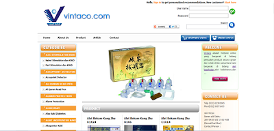 Vintaco.com Toko Online Alat Kesehatan Terlengkap