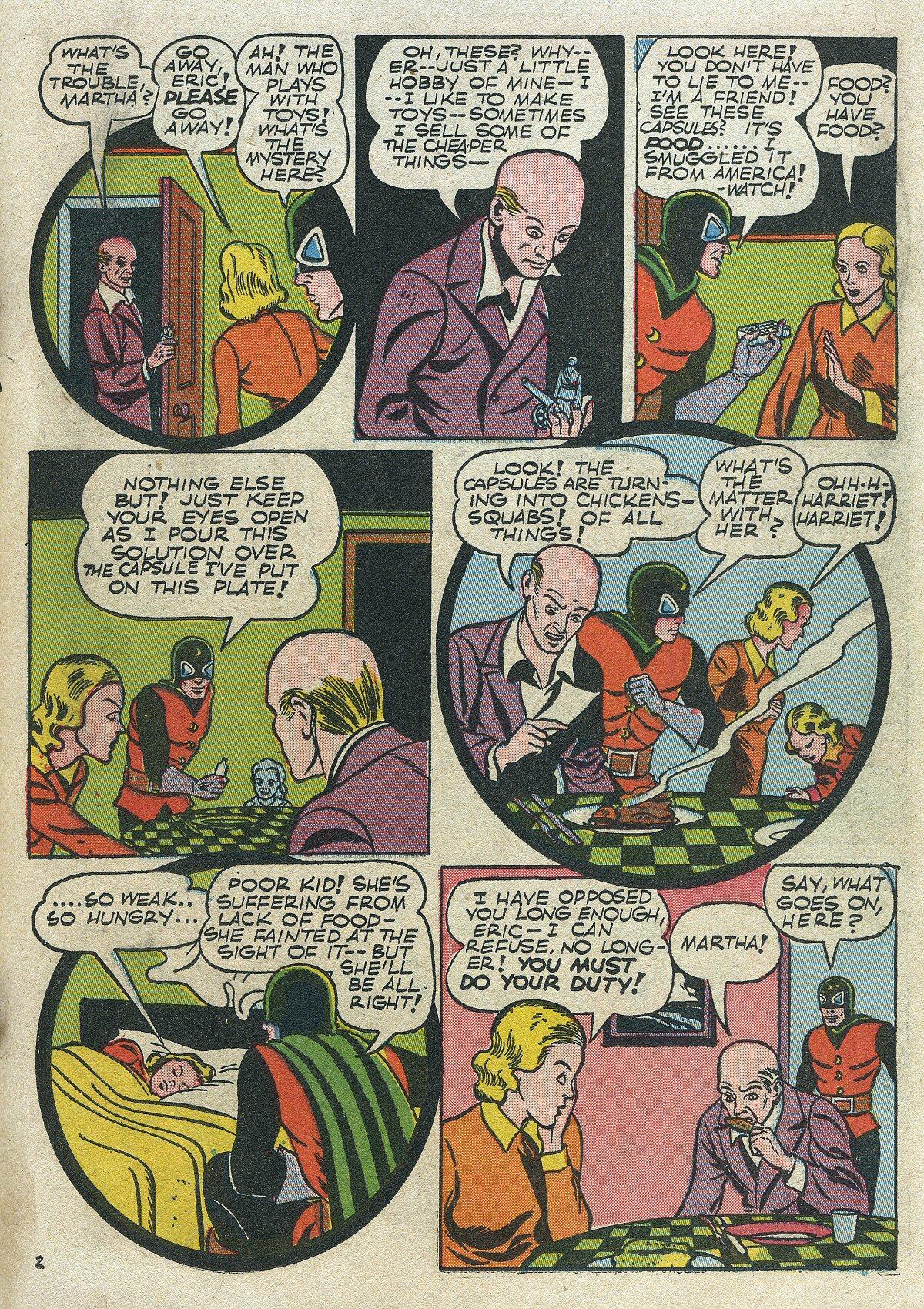 Read online All-Star Comics comic -  Issue #14 - 36