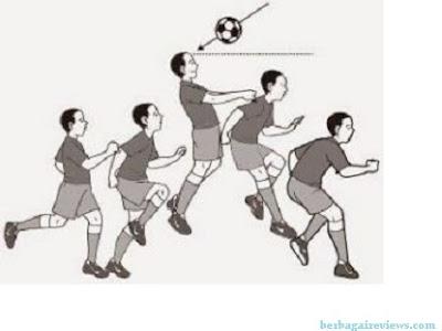 Menyundul bola dengan melompat - berbagaireviews.com