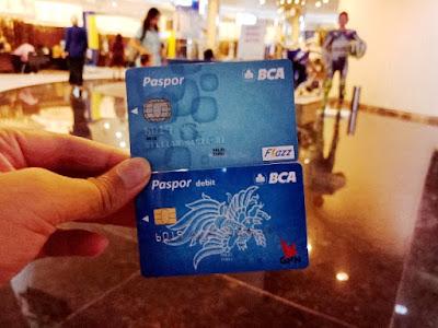 Ganti Kartu ATM BCA ke Paspor BCA GPN