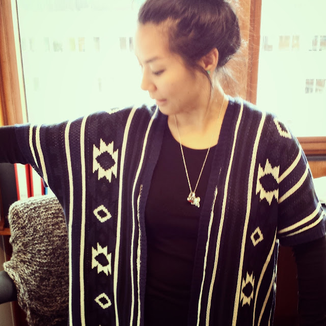 Following the latest fast fashion - what are the pros and cons - Urban outfitters cardigan