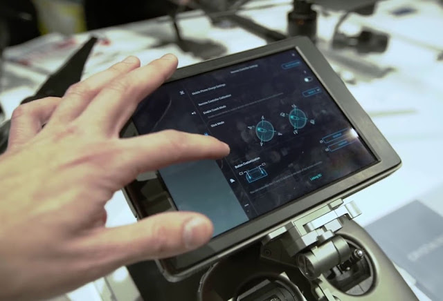 the Dji CrystalSky monitor features an ultra Dji Crystalsky Review - What Is the Differences (2019)