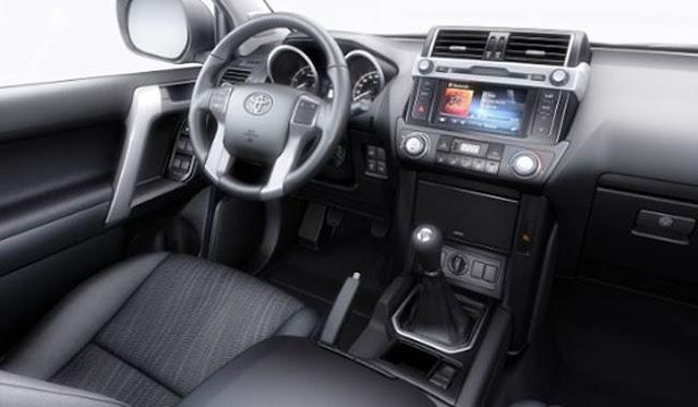 2018 Toyota Land Cruiser Diesel Redesign