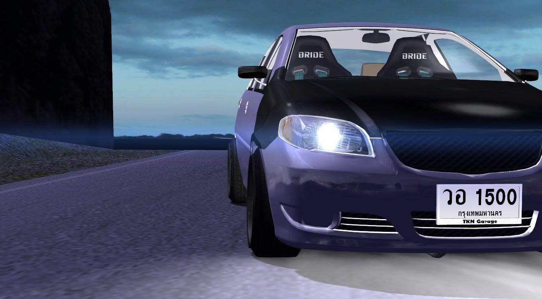 Slrr Car Toyota Vios From Gta Sa Convert By Tkn Garage