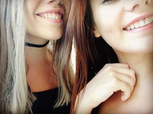Smiley piercingleri