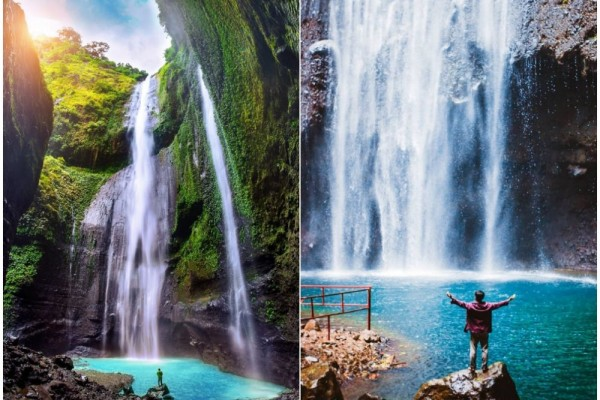 10 Potret Cantiknya Madakaripura, Air Terjun Eksotik di Jawa Timur