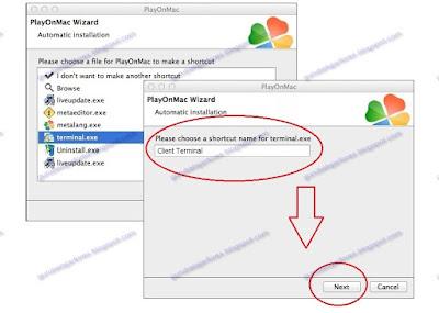Cara Install Metatader di Mac 3