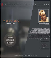 Mahogany Hotel and Suites (Ibadan)