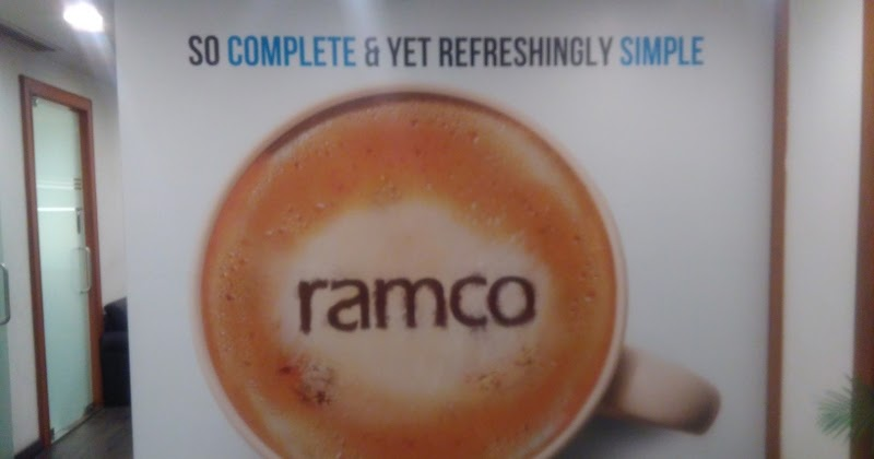 Life at Ramco Systems, Chennai - eNidhi India Travel Blog