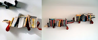 bookcase elipse 30 of the Most Creative Bookshelves Designs
