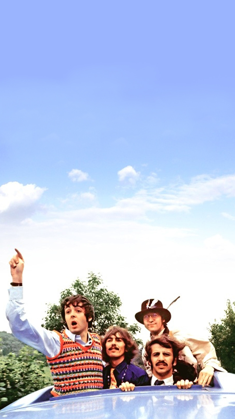 Beatles IPhone 6 Magical Mystery Tour Wallpaper