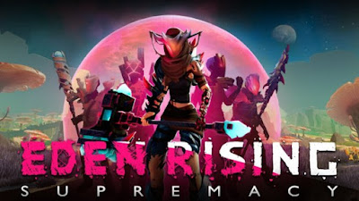 Eden Rising: Supremacy - Sandbox Game With Tower Defense Elements