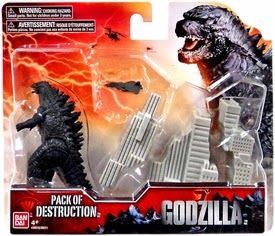 More Godzilla 2014 And Muto Monster Toy Pictures Surface Online