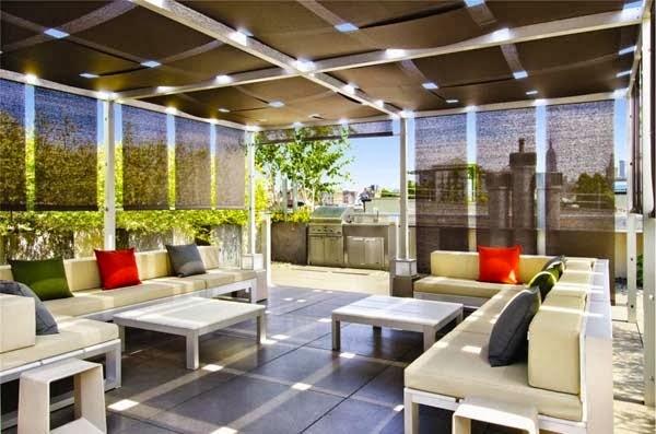 Privacy on Apartment Balconies - San Antonio Apartments Now