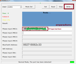 HOW TO CHANGE OR FIX NULL/INVALID IMEI NUMBER OF SPREADTRUM DEVICES