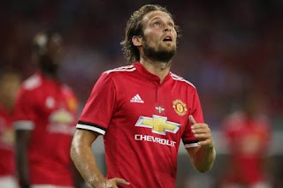 Barcelona To Make January move for Man United defender