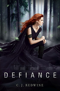 Cover Love: Defiance - C.J REdwine