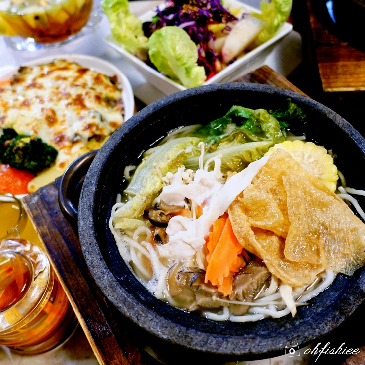 oh{FISH}iee: Mama Kim Restaurant: Famous Sauna Mee (桑拿面) in Town